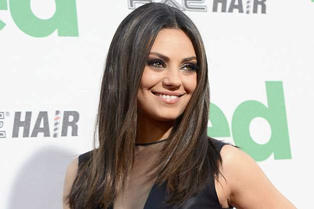 Mila Kunis was trapped in an elevator in New York and had to be rescued by firefighters.