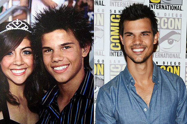 Taylor Lautner has always been a wolf