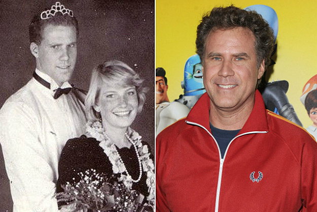 Will Farrell cut his hair for prom and then never again