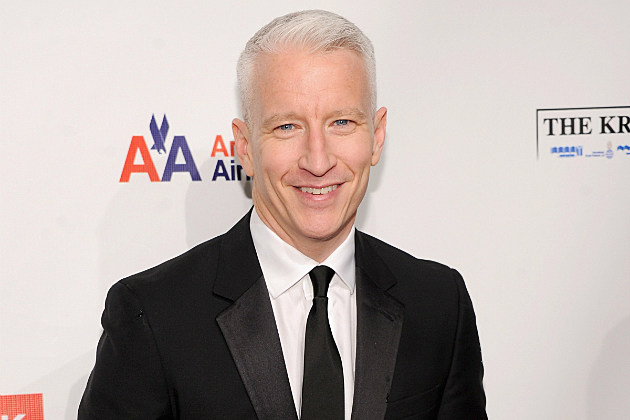Anderson Cooper has been rejected by the daytime TV viewing audience.