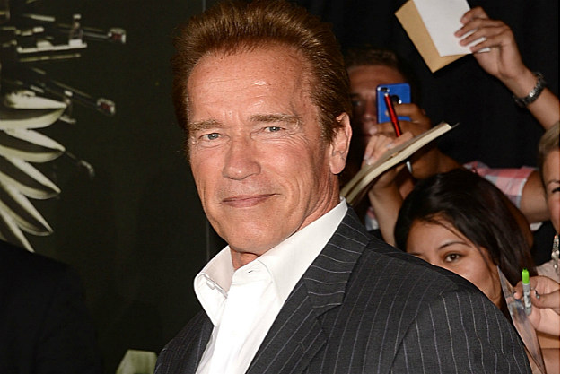 Arnold Schwarzenegger tells way too much in his new book about him.