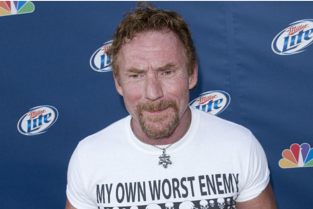 Danny Bonaduce will now be twice shy after being once bitten by a fan.
