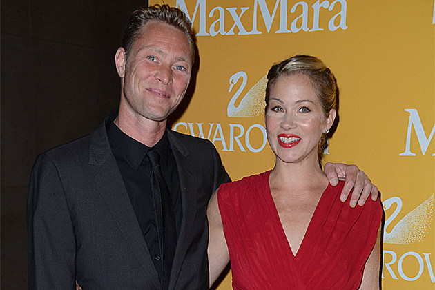 Martyn LeNoble, Christina Applegate