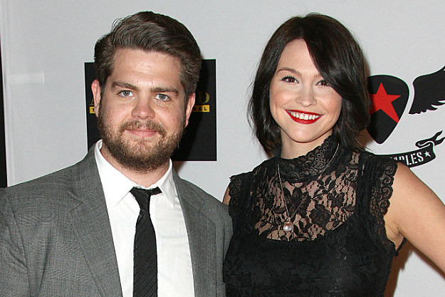 Jack Osbourne saved a woman's life while on his honeymoon.