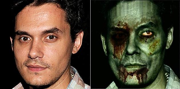 John Mayer Zombie