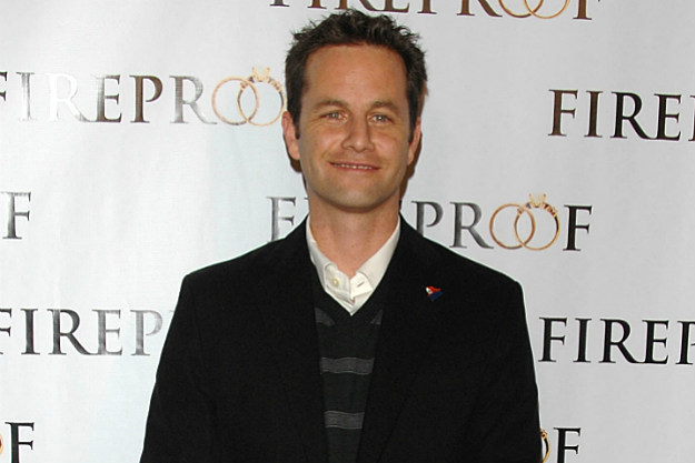Kirk Cameron defends his bigoted views about gays once again.