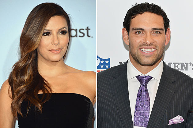 Eva Longoria, Mark Sanchez