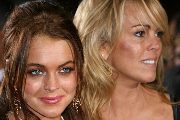 Dina & Lindsay Lohan