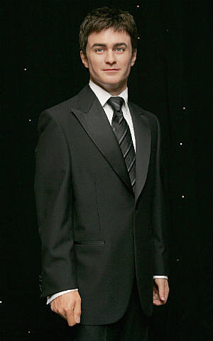 Daniel Radcliffe wax figure