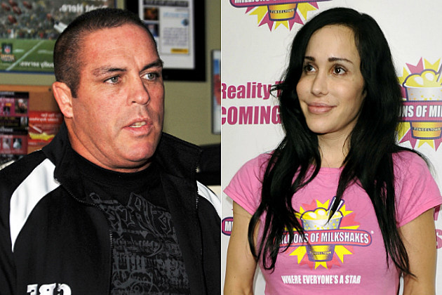 Damon Feldman may have to take Octomom into the ring to get his ring.