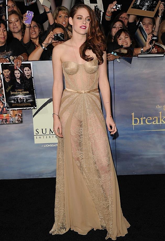 Best and Worst of 'Twilight' Premiere Fashion: Kristen Stewart ...