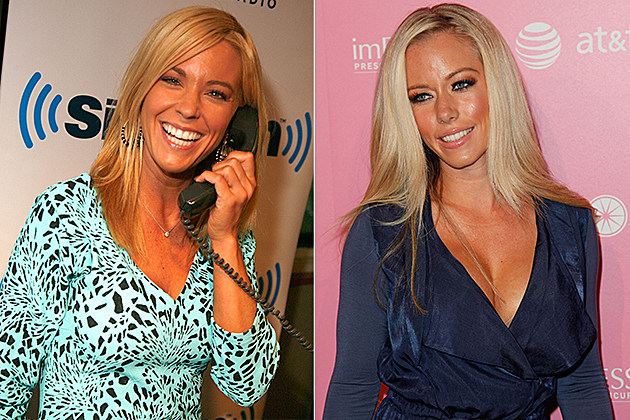 Kate Gosselin, Kendra Wilkinson