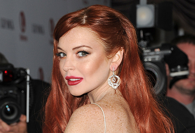 Hollywood Dirt: IRS Takes All of Lindsay Lohan's Money, Kim Kardashian Has Herpes + More 2