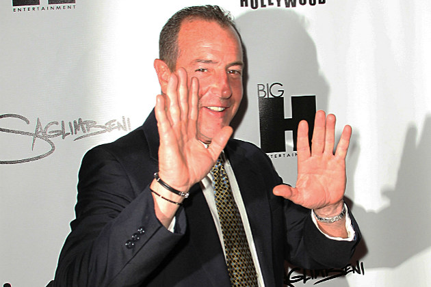Michael Lohan couldn't wait to talk about Lindsay's arrest, and blame Dina for it.