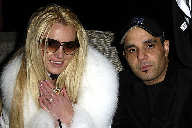 A judge told Sam Lufti he has to leave Britney Spears alone.