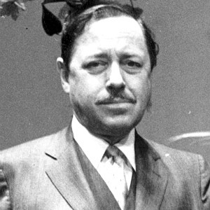 Tennessee Williams died at the hands of the cap from a bottle of eye drops.