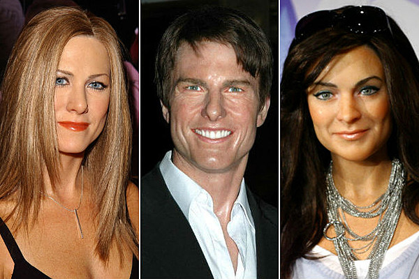 Celeb wax figures: The good, the bad and the ugly - AOL ...