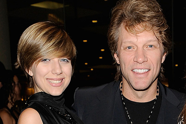 Jon Bon Jovi S Daughter Stephanie Arrested After Possible
