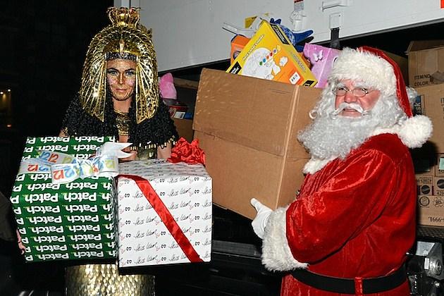 Heidi Klum, Santa