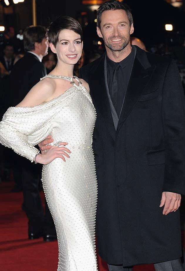 Anne Hathaway Hugh Jackman
