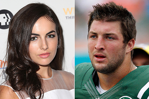 Camilla Belle Tim Tebow