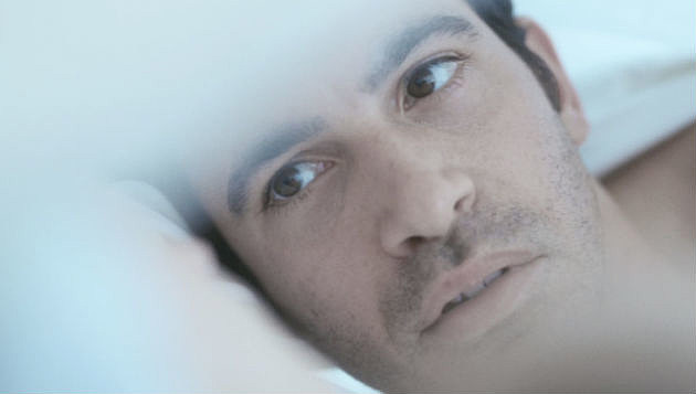 Chris Messina in bed