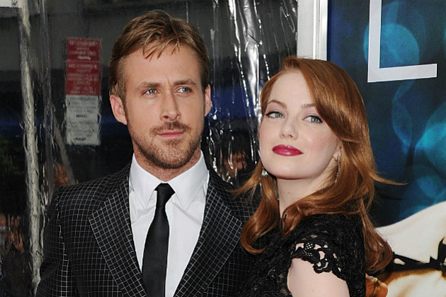 Ryan Gosling and Emma Stone just get hotter.
