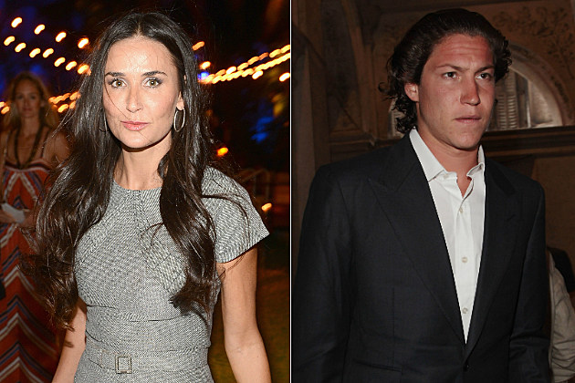 Demi Moore got dumped by Vito Schnabel in Miami last week.