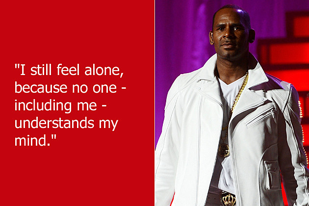 Poor R. Kelly . Not even he understands why he created ?Trapped in ...