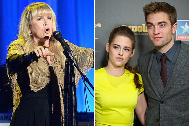 Stevie Nicks Kristen Stewart Robert Pattinson