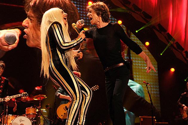 Lady Gaga, Mick Jagger