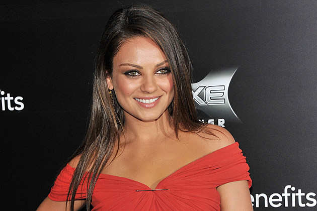 Mila Kunis at the Friends With Benefits New York Premiere