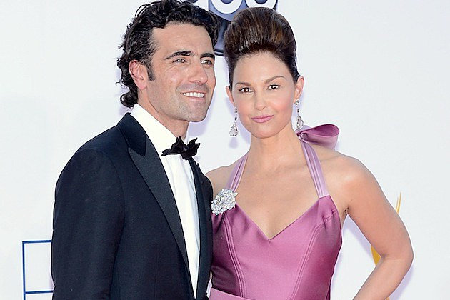 Dario Franchitti Ashley Judd