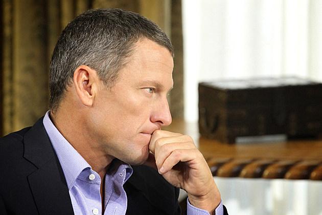 Oprah Interviews Lance Armstrong