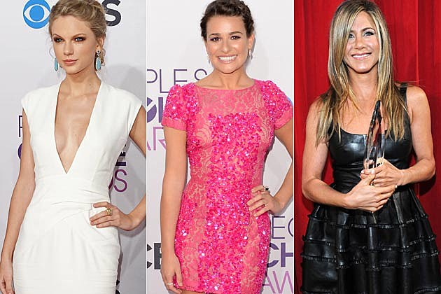 2013 Best Dressed Peoples Choice Awards