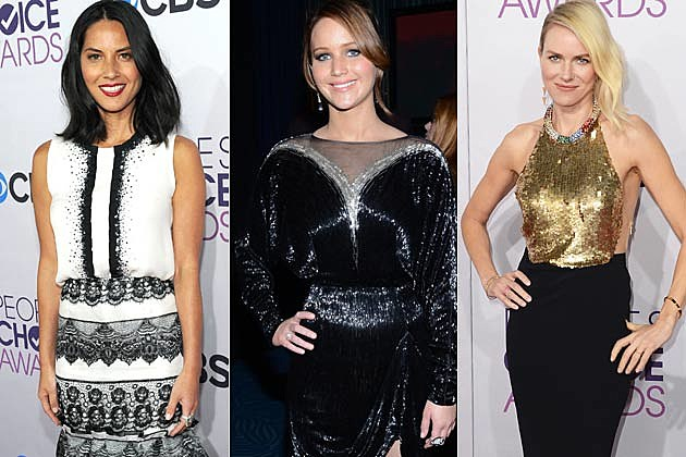 2013 Worst Dressed People's Choice Awards