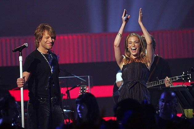 Jon Bon Jovi LeAnn Rimes