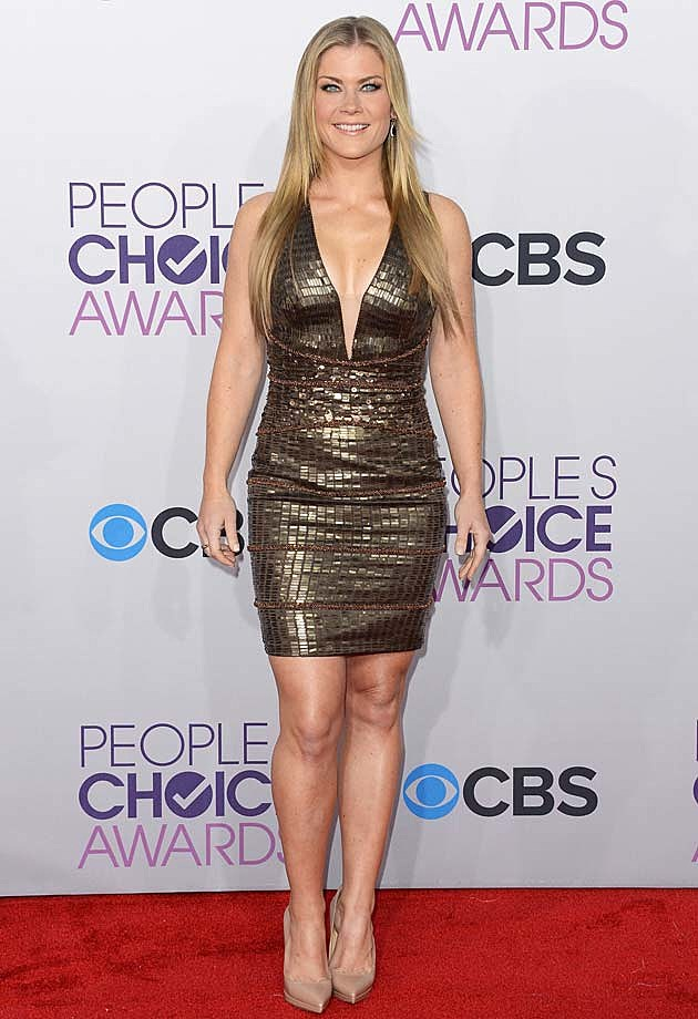 Alison Sweeney 2013 People's Choice Awards