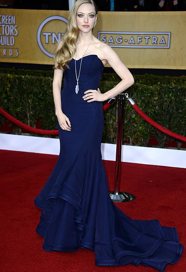 Amanda Seyfried 2013 SAG Awards