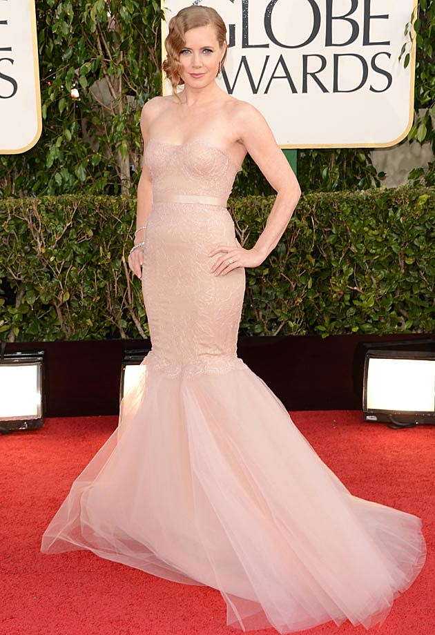 Amy Adams 2013 Golden Globes
