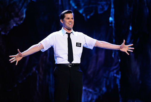 Andrew Rannells Book of Mormon