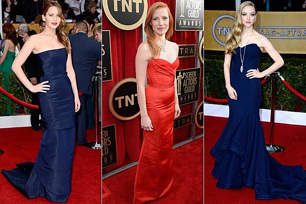 2013 SAG Awards Best-Dressed