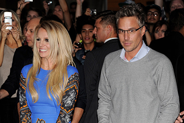 Britney Spears Jason Trawick