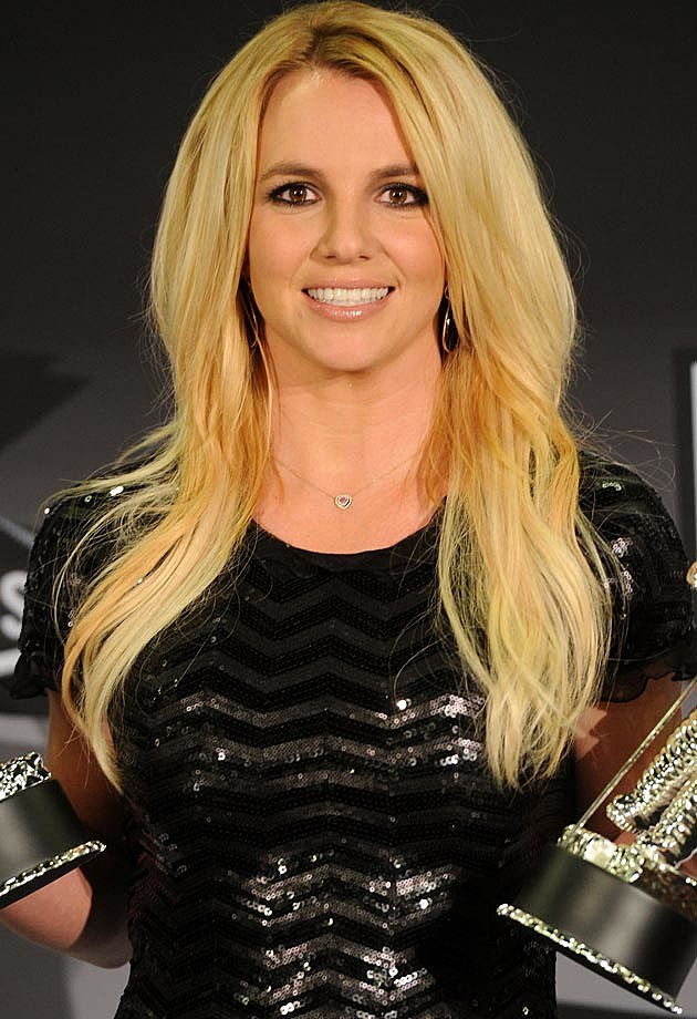 Britney Spears at the 2011 VMAs