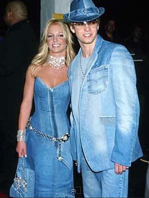 Britney Justin Denim