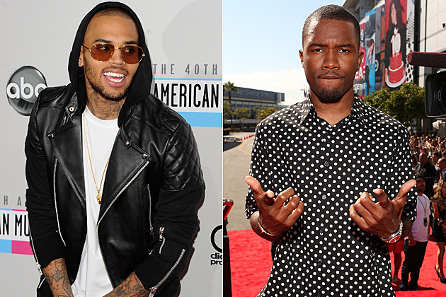 Chris Brown Frank Ocean