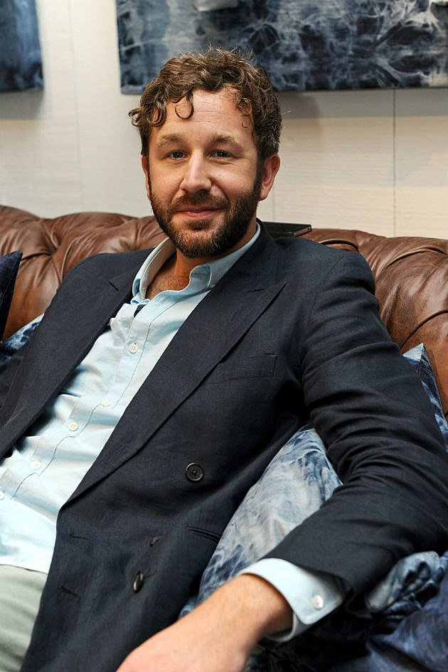 Chris O'Dowd Getty Images