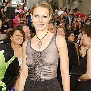 Gwyneth Paltrow 2001 Oscars