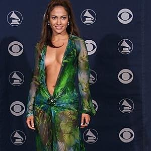J Lo 2000 Grammys