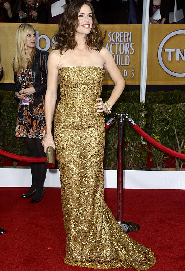 Jennifer Garner 2013 SAG Awards